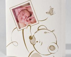 geboortekaartjes Baby Folly