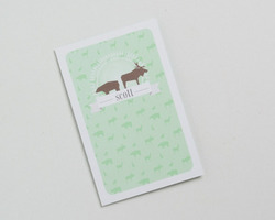 Boek BB geboortekaartjes