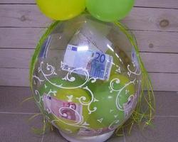 Doopsuiker Luyts-ballon