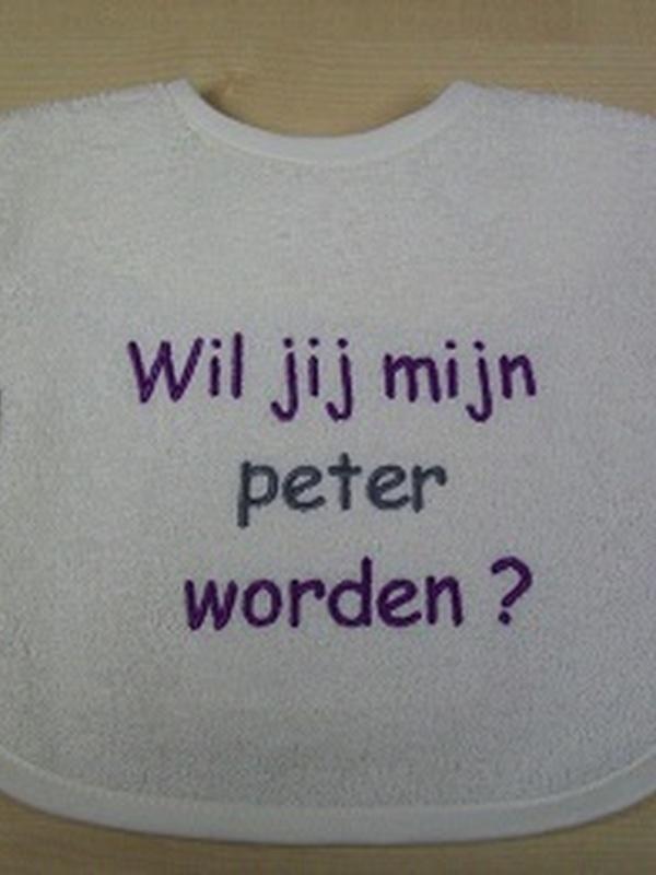 Slabbetje Peter Zijn ?