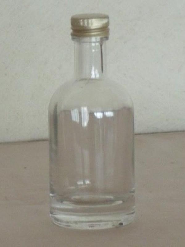 Glazen Drankflesje Vodka 5 cl