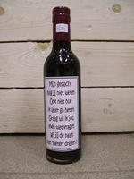 Flesje Porto Geslacht mag niet weten Meter Vraag ?