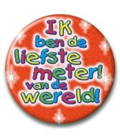 Button Liefste Meter