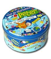Snoeptrommel Peter