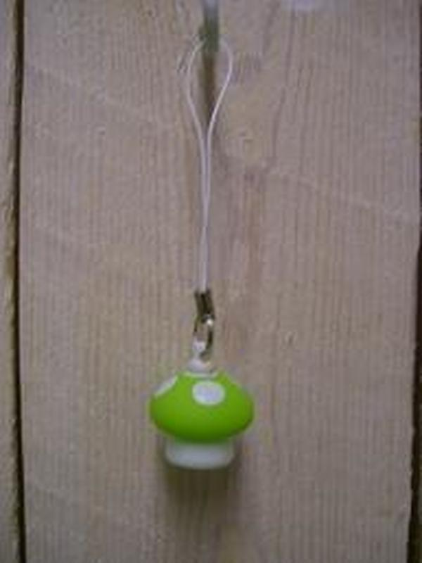 Paddestoel Lime Gsm Hanger