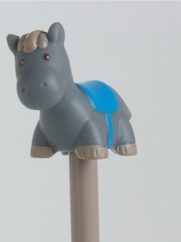 Paard Jumper Blauw Potlood