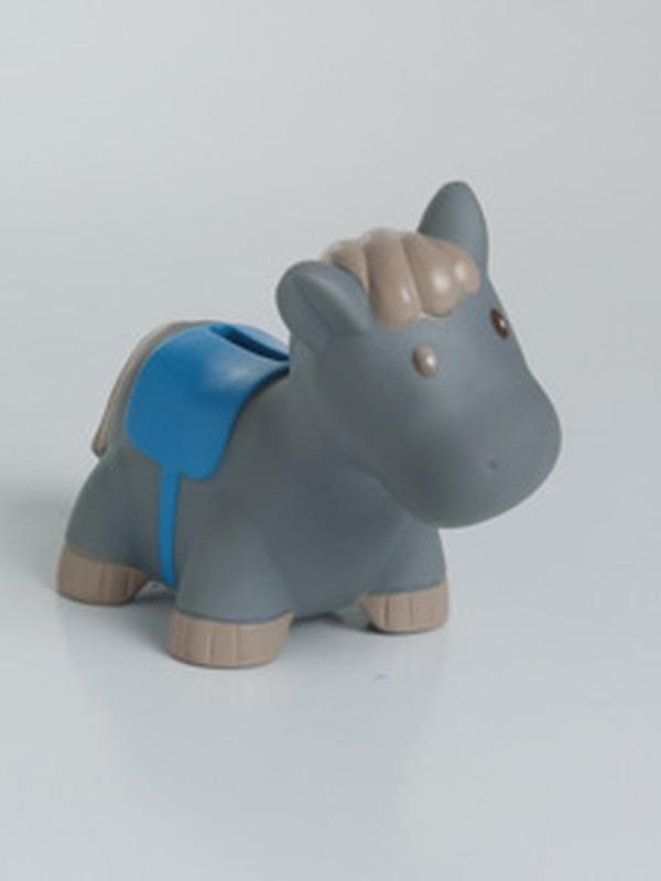 Paard Jumper Blauw Mini Spaarpot