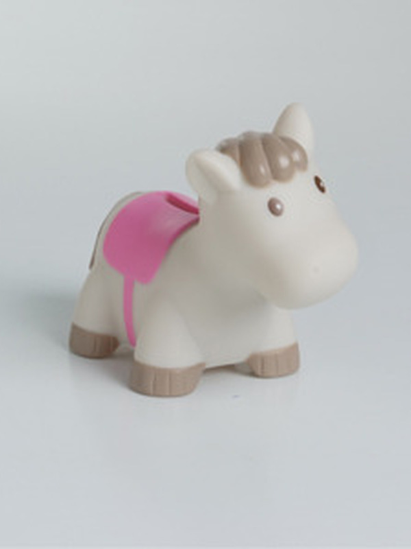 Paard Jumper Roze Mini Spaarpot