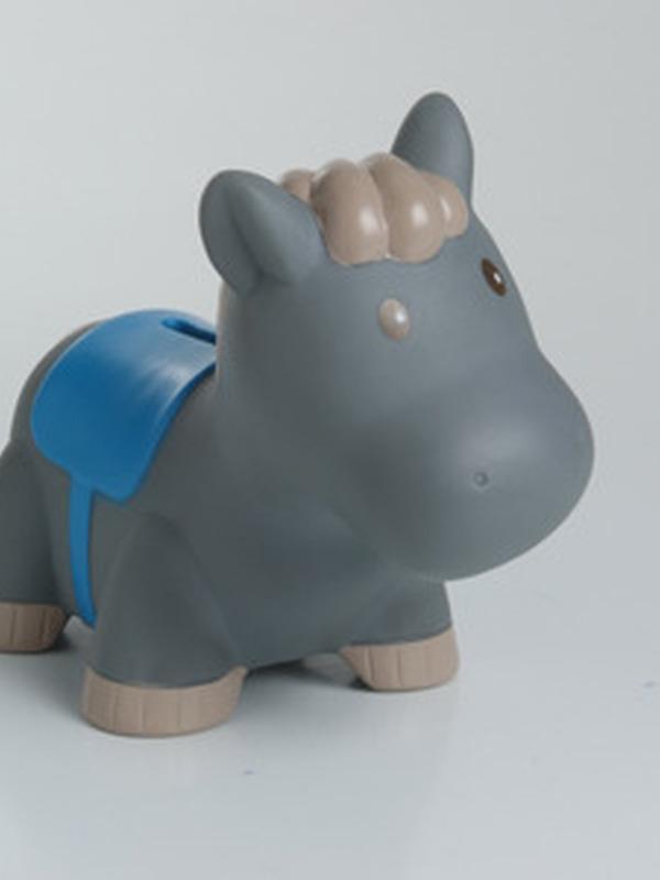 Paard Jumper Blauw Medium Spaarpot