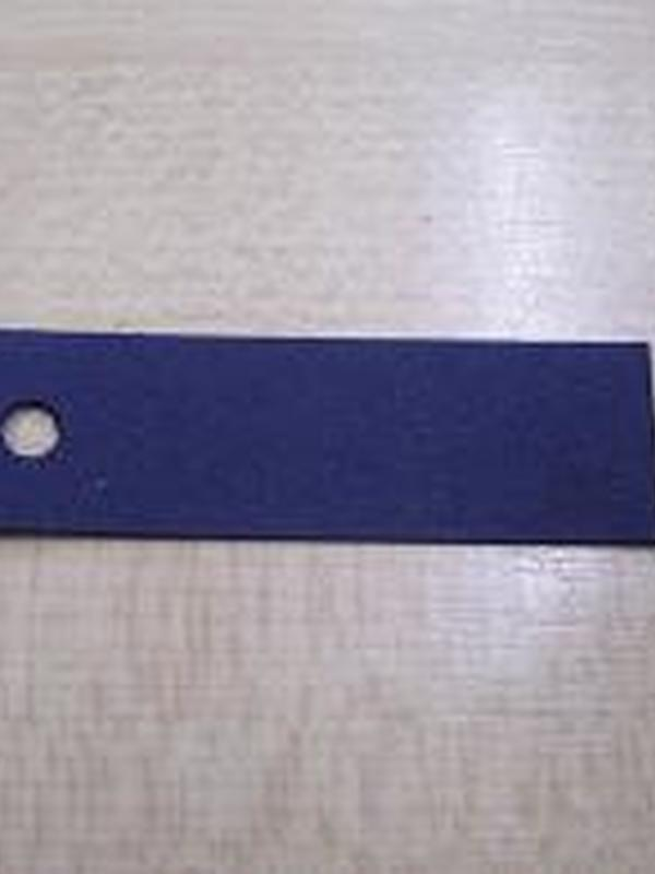 Naamkaartje Marine Blauw Rechthoekig