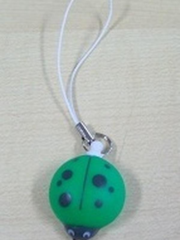 Pim-Pam Mini Sleutelhanger Groen