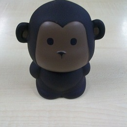 Aap Boboo Mini Spaarpot 10 cm