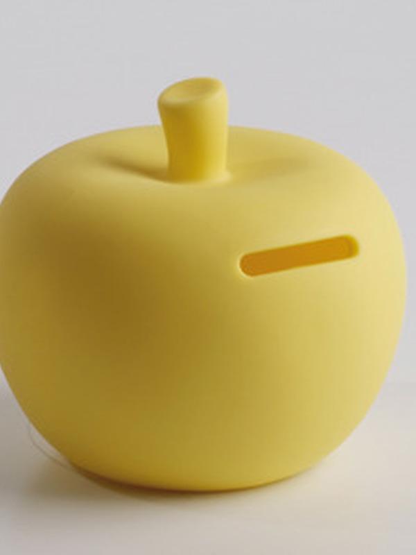 Appel Geel Medium Spaarpot