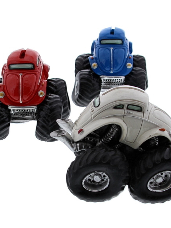 Vw Kever Monstertruck Spaarpot Medium prijs per stuk