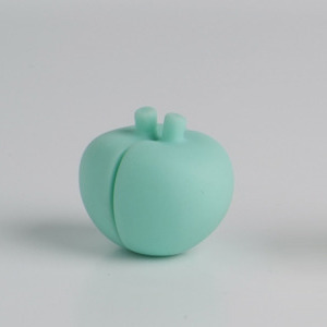 Appel Licht Groen Magneet halve appel per stuk