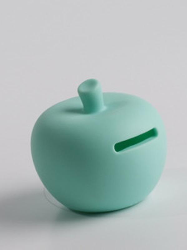 Appel Licht Groen Mini Spaarpot