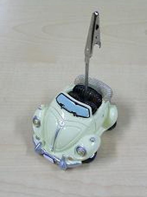 VW Beetle Fotoclip
