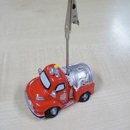 Fotoclip Brandweerwagen