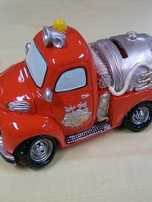 Spaarpot Brandweerwagen
