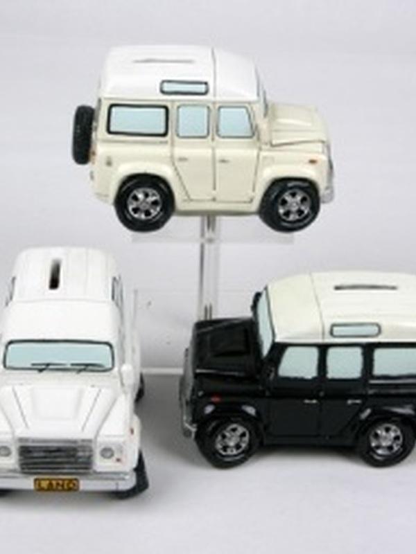 Jeep Spaarpot Per Stuk