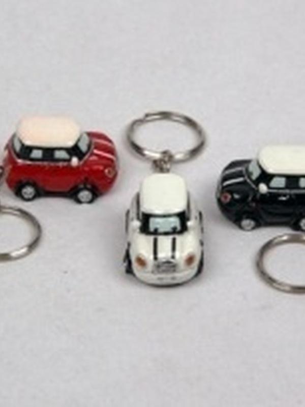 Mini Cooper Sleutelhanger per stuk