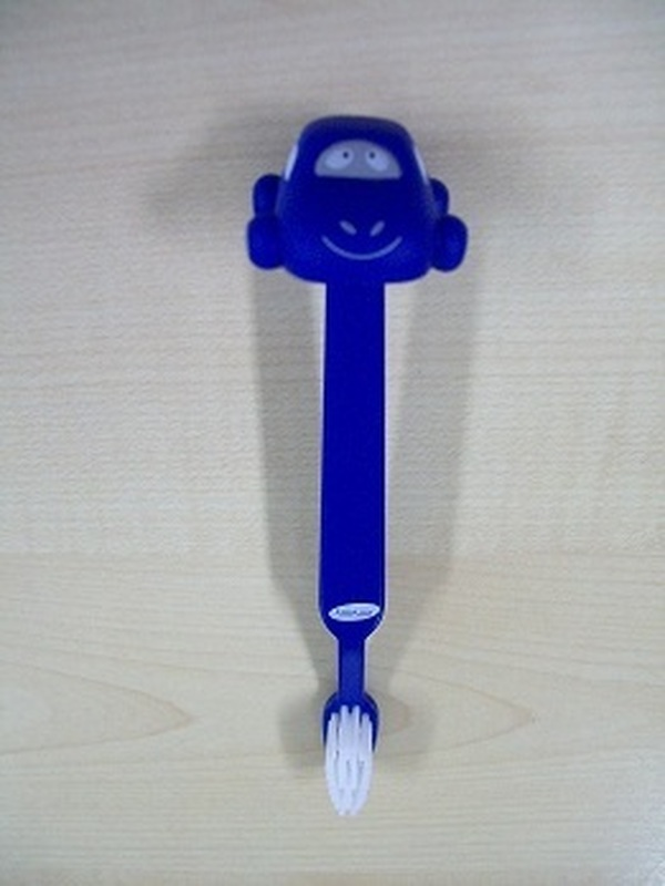Auto Sammy Blauw Tandenborstel