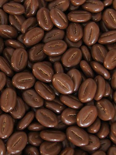 Chocolade Koffiebonen Melk