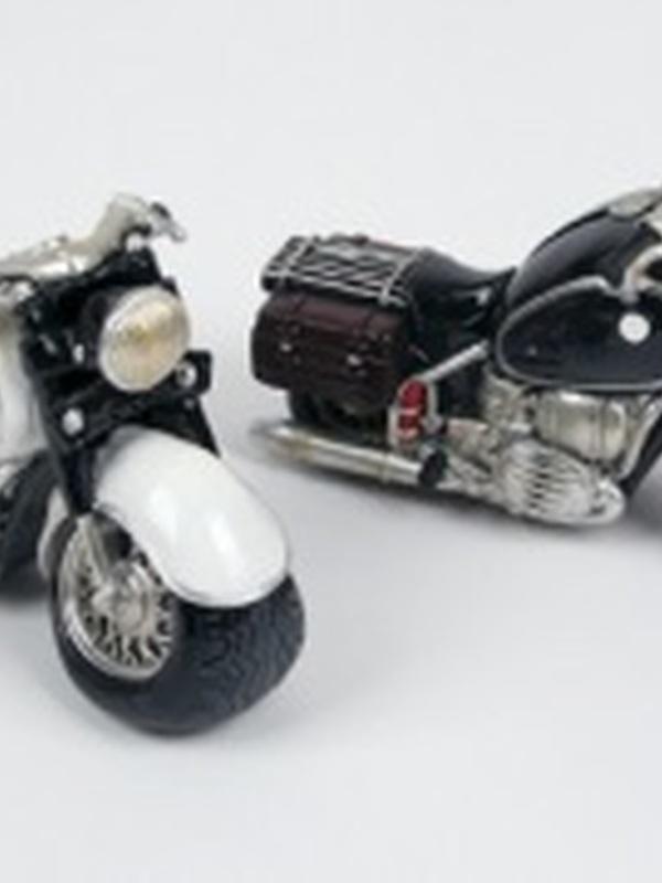 Custom Spaarpot zwart-wit