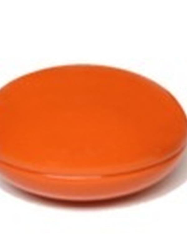 Blikje Reuze Smartie Oranje