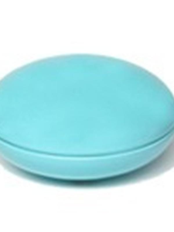 Blikje Reuze Smartie Licht Blauw