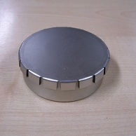 Blikje Clic-Clac Rond Klein H 1,8 x B 5,3 cm