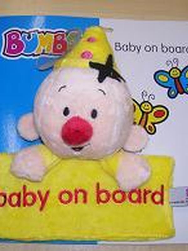 Bumba Baby on Board + Zuignap