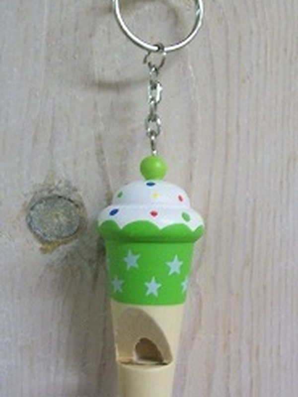 Cupcakes Fluitje Groen