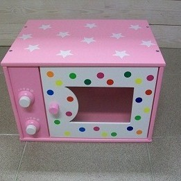 Cupcakes Oven Roze