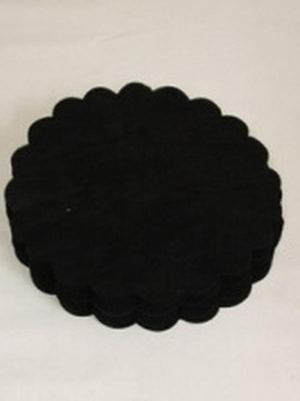 Polytule Zwart