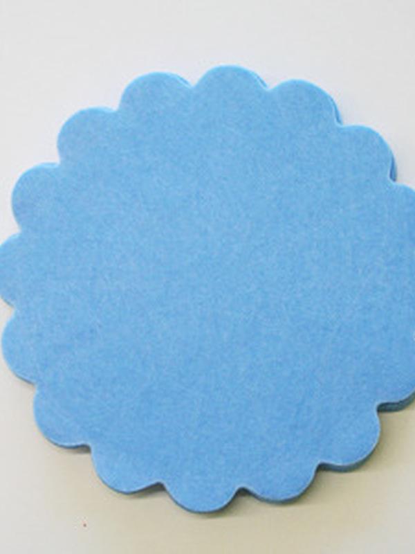Polytule Licht Blauw