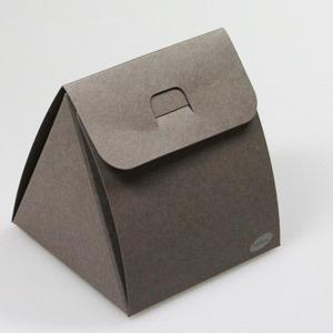 Karton Driehoekig Doosje Taupe