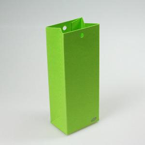 Karton Hoog Doosje Fel Groen