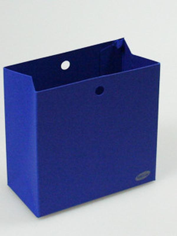 Karton Laag Doosje Koningsblauw