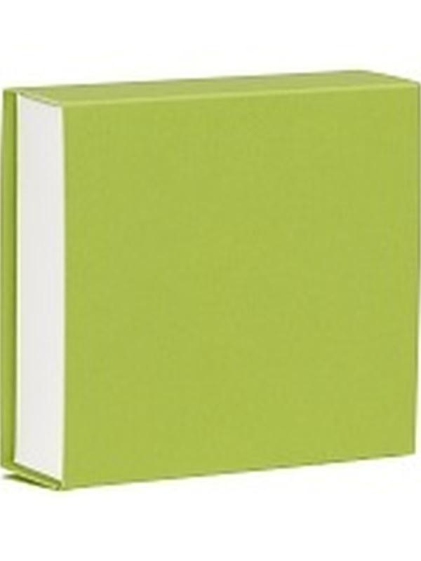 Vierkant Schuifdoosje Lemon Groen 728.010