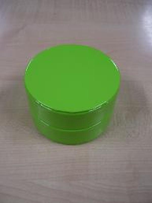 Glossy Doosje Rond Groen
