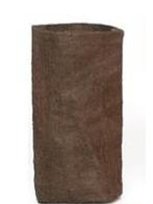 Zakje Linnen Bruin 14 x 8 x 3.5 cm