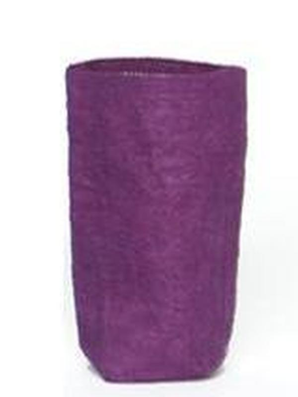 Zakje Linnen Violet 14 x 8 x 3.5 cm