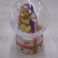 Waterballetje Kerstbeer