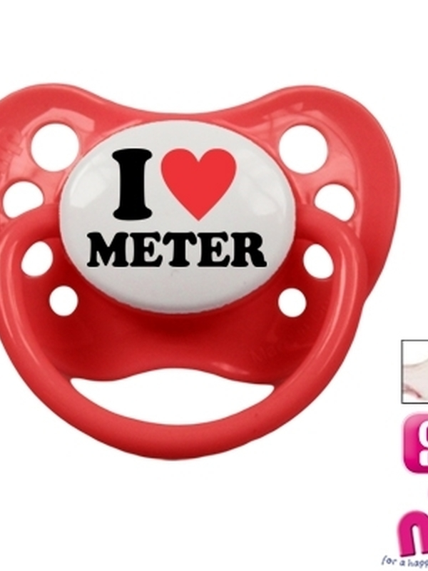 Fopspeentje I Love Meter