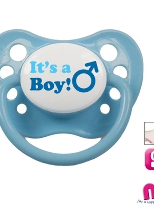 Fopspeentje It's a Boy !