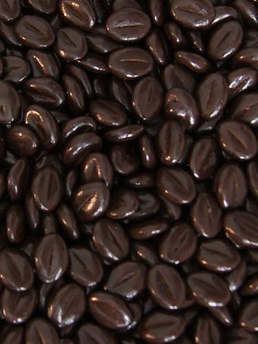 Chocolade Koffiebonen Puur