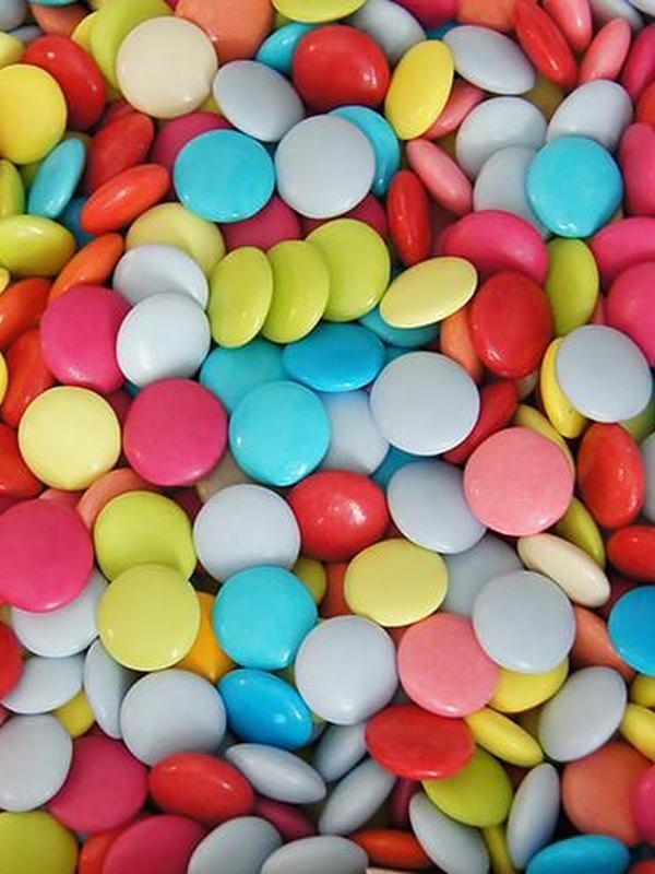 Chocolade Smarties Assortie