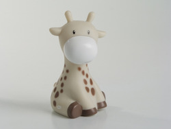 Giraf Cream Mini Spaarpot