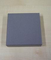 Sweet Vierkant Taupe Doosje 8 x 8 x 2 cm